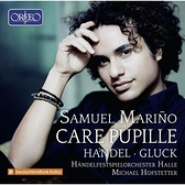 【停看聽音響唱片】【CD】韓德爾/葛路克 歌劇詠嘆調選輯 薩繆爾.馬里諾 男聲女高音