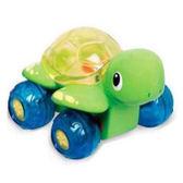 【奇買親子購物網】Munchkin 動物車洗澡玩具-烏龜