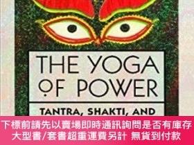 二手書博民逛書店The罕見Yoga Of PowerY255174 Evola, Julius Inner Tradition