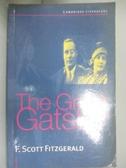 【書寶二手書T1/原文小說_LAV】The Great Gatsby (Cambridge Literature)_F. Scott Fitzgerald