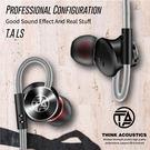 【限量促銷】 官方授權正品-- T.A-LS 人體工學設計配戴 ,高清晰重低音耳機 絕佳音質 現貨