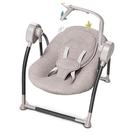 搖椅 兒童電動搖搖椅寶寶搖籃躺椅哄睡新生兒安撫椅兒童搖搖床【限時八五鉅惠】