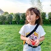女童夏裝2021新款純棉短袖T恤中小兒童洋氣半袖寶寶韓版夏季上衣 幸福第一站