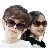 兒童眼鏡男童太陽鏡女童眼鏡小孩寶寶正韓墨鏡