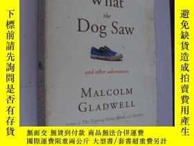 二手書博民逛書店What罕見the Dog Saw Y146810 Malcol