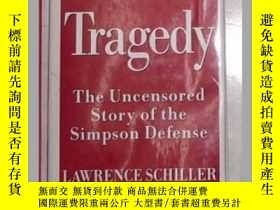 二手書博民逛書店《罕見American Tragedy 》Lawrence Sc