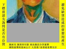二手書博民逛書店蒙克畫冊罕見Edvard Munch: Between the
