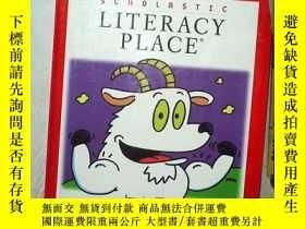 二手書博民逛書店SCHOLASTIC罕見LITERACY PLACE IMAGI
