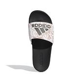 Adidas Adilette Comfort 女鞋 黑粉 休閒 舒適 運動 拖鞋 FV6332