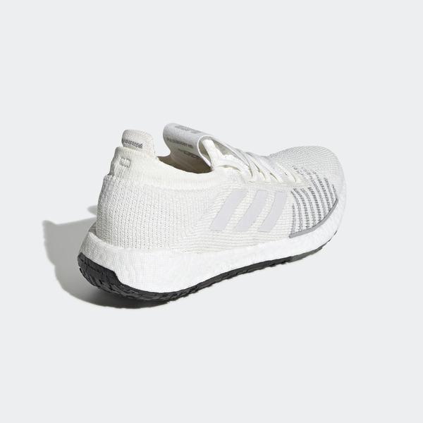 Adidas Pulseboost Hd W [EG1009] 女鞋 運動 休閒 慢跑 馬牌 抓地 情侶 愛迪達 白灰