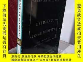 二手書博民逛書店Obedience罕見to AuthorityY15389 by