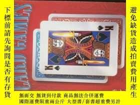 二手書博民逛書店HOYLE罕見CARD GAMESY20470 ALL RIGHTS RESERVED HOYLE CARD
