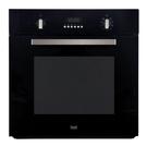 【得意家電】義大利 BEST 貝斯特 OV-369 嵌入式3D旋風烤箱 (黑色玻璃系列) ※熱線07-7428010