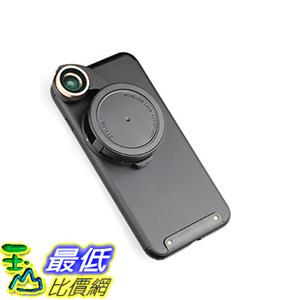 [106美國直購] Ztylus 850104007081 iPhone 7 Plus(5.5吋) 鏡頭組手機殼保護殼 4in1 Revolver Lens Smartphone Camera Kit