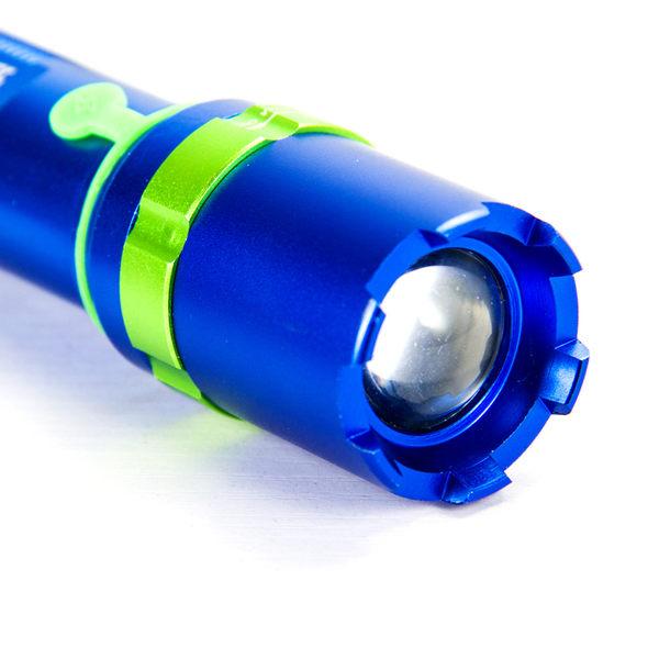 夜驢騎行強光手電筒充電Q5led遠射王迷你變焦 調焦戶外裝備  SSJJG【時尚家居館】