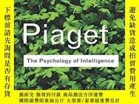 二手書博民逛書店The罕見Psychology Of IntelligenceY364682 Jean Piaget Rout