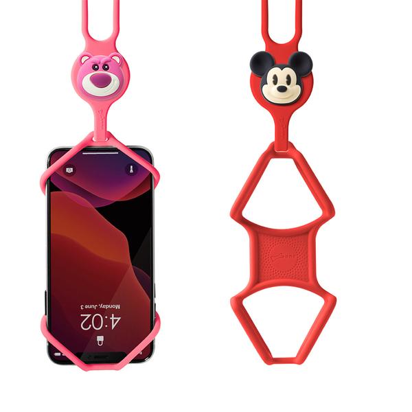 【BONE】手掛手機綁-Strap PhoneTie-迪士尼授權款