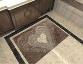 防滑墊/厚款衛浴浴室地墊門墊現代簡約吸水防滑可水洗機洗淋浴房進門 維多原創