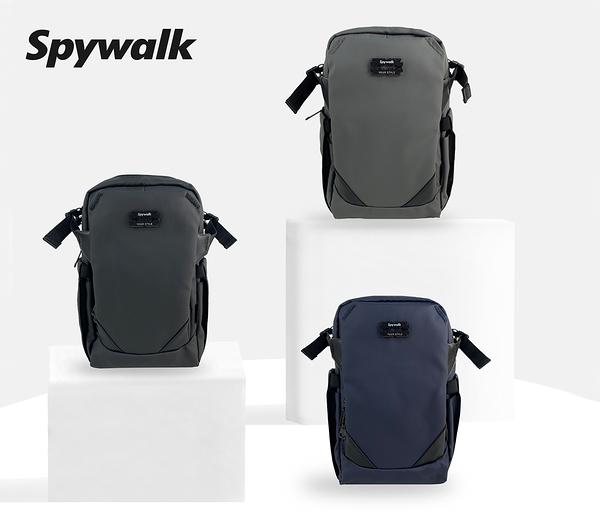 SPYWALK 潮流亮色單肩包 NO:S9336