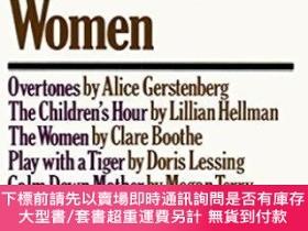 二手書博民逛書店Plays罕見By And About WomenY255174 Sullivan, Victoria (co
