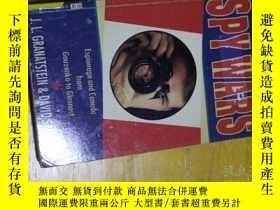 二手書博民逛書店Spy罕見WarsY179933 Granatstein 出版1