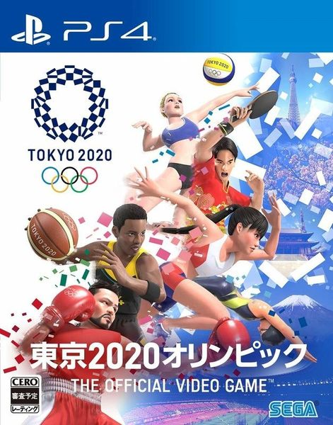 PS4 2020東京奧運 The Official Video Game 中文版