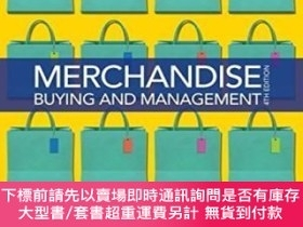 二手書博民逛書店Merchandise罕見Buying And ManagementY255174 John Donnella