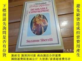 二手書博民逛書店DESIRABLE罕見COMPROMISEY19865 SUZA