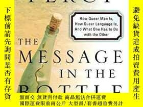 二手書博民逛書店The罕見Message In The BottleY256260 Walker Percy Picador