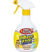 日本金鳥KINCHO~醋成分-浴室排水口除臭除菌洗淨劑400ml ◆86小舖 ◆