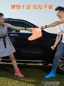 雨鞋女男韓國可愛水鞋雨天成人戶外防水防滑加厚耐磨鞋套兒童雨靴-Ifashion