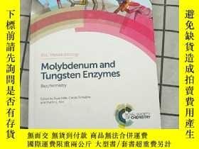 二手書博民逛書店Molybdenum罕見and Tungsten Enzymes: Biochemistry 進口原版 Y26