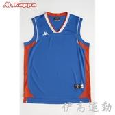 Kappa 男生  吸濕排汗 籃球上衣 QA42-Q001-5