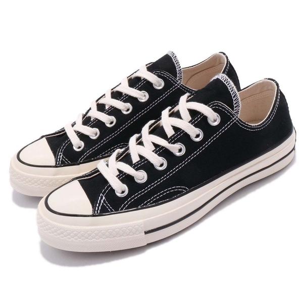 2[TellCathy] ALL Star CONVERSE 1970 男女休閒鞋 (黑色) 162058C