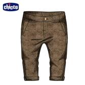 chicco 滑雪世界細格紋彈性長褲