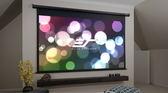 億立 Elite Screens 120吋 PVMAX120UWH2-E24中階款暢銷型電動幕
