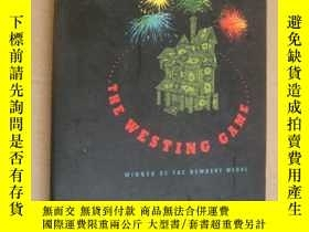 二手書博民逛書店The罕見westing game (Winner of the
