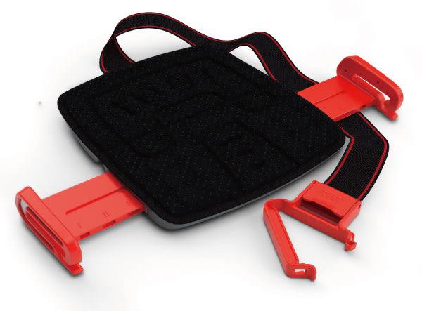 mifold 隨身安全座椅(新款)/汽座-黃(4-12歲適用)【總代理公司貨】