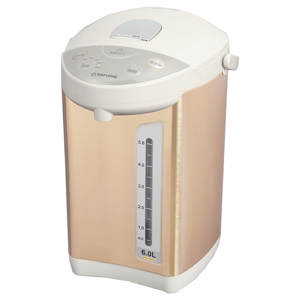 【TATUNG大同】6公升電熱水瓶 (TLK-655MA)|大同 電熱水瓶 熱水瓶