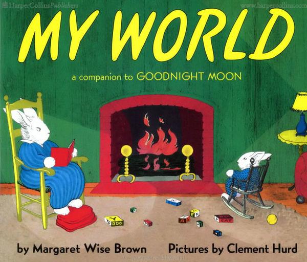 『說口好英文--第48週』- MY WORLD /英文繪本附CD《概念學習》