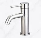 【麗室衛浴】國產精緻304白鐵 不鏽鋼面盆龍頭 F-165-9