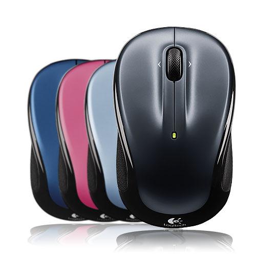 Logitech 羅技 M325 四色 Wireless 無線滑鼠