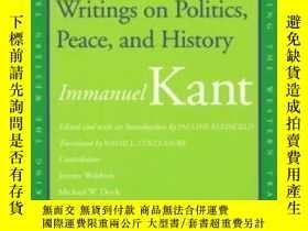 二手書博民逛書店Toward罕見Perpetual Peace And Other Writings On Politics, P