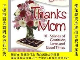 二手書博民逛書店Chicken罕見Soup for the Soul: Thanks MomY410016 Photograp