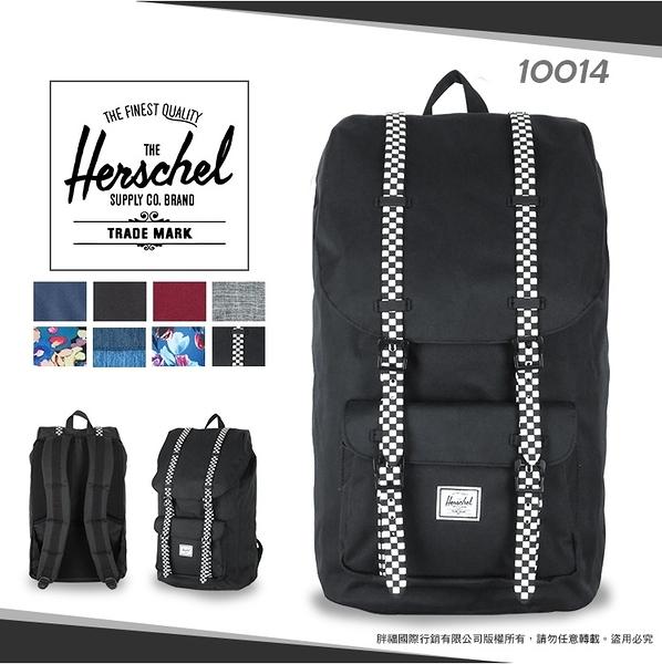 《熊熊先生》加拿大品牌 7折 Herschel 休閒包 15吋 筆電包 帆布包 旅行包 寬版背帶 商務 後背包 10014