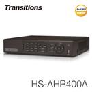 全視線 HS-AHR400A 4路 H.264 1080P HDMI 台灣製造 監視監控錄影主機【速霸科技館】