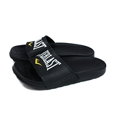 EVERLAST 拖鞋 戶外 男鞋 黑色 4025220220 no122