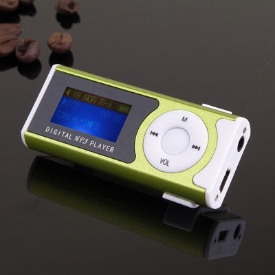 隨身聽 現貨MP3播放器錄音 家電影音 MP4播放器 可愛 迷妳學生 隨身聽MP4外放音樂運動 5色
