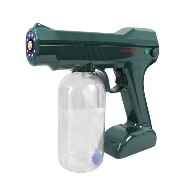 【免運】酒精噴霧機 無線消毒噴霧槍 自動酒精噴霧器 酒精噴霧 酒精機 充電式手持霧化槍