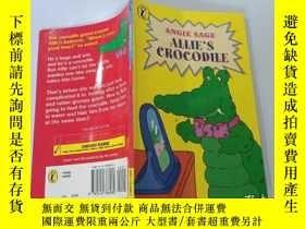 二手書博民逛書店Allie s罕見Crocodile:艾莉的鱷魚Y200392